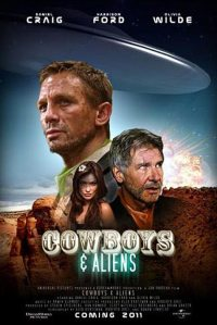 Cowboys vs. Aliens